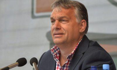 Tusnádfürdõ, 2016. július 23. Orbán Viktor miniszterelnök a 27. Bálványosi Nyári Szabadegyetem és Diáktáborban (Tusványos) az erdélyi Tusnádfürdõn 2016. július 23-án. MTI Fotó: Máthé Zoltán