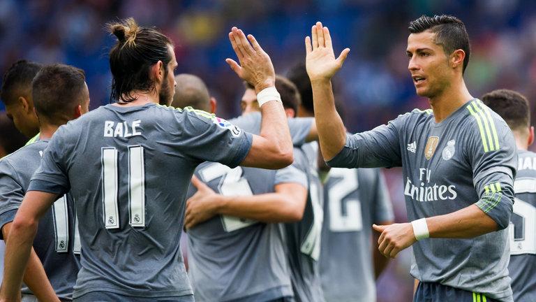 Bale és Ronaldo / Fotó: Skysport.com