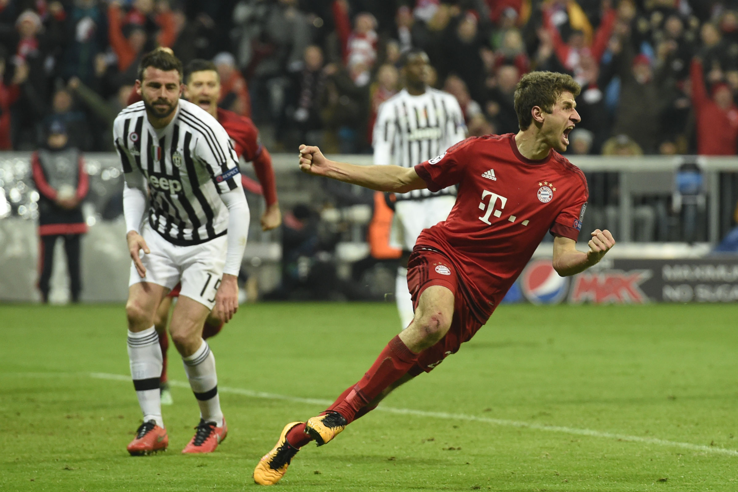 Bayern-Juve / Fotó: UEFA.com