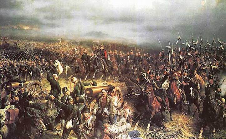 Porosz-francia háború / Fotó: Karosszektabornok.blog.hu