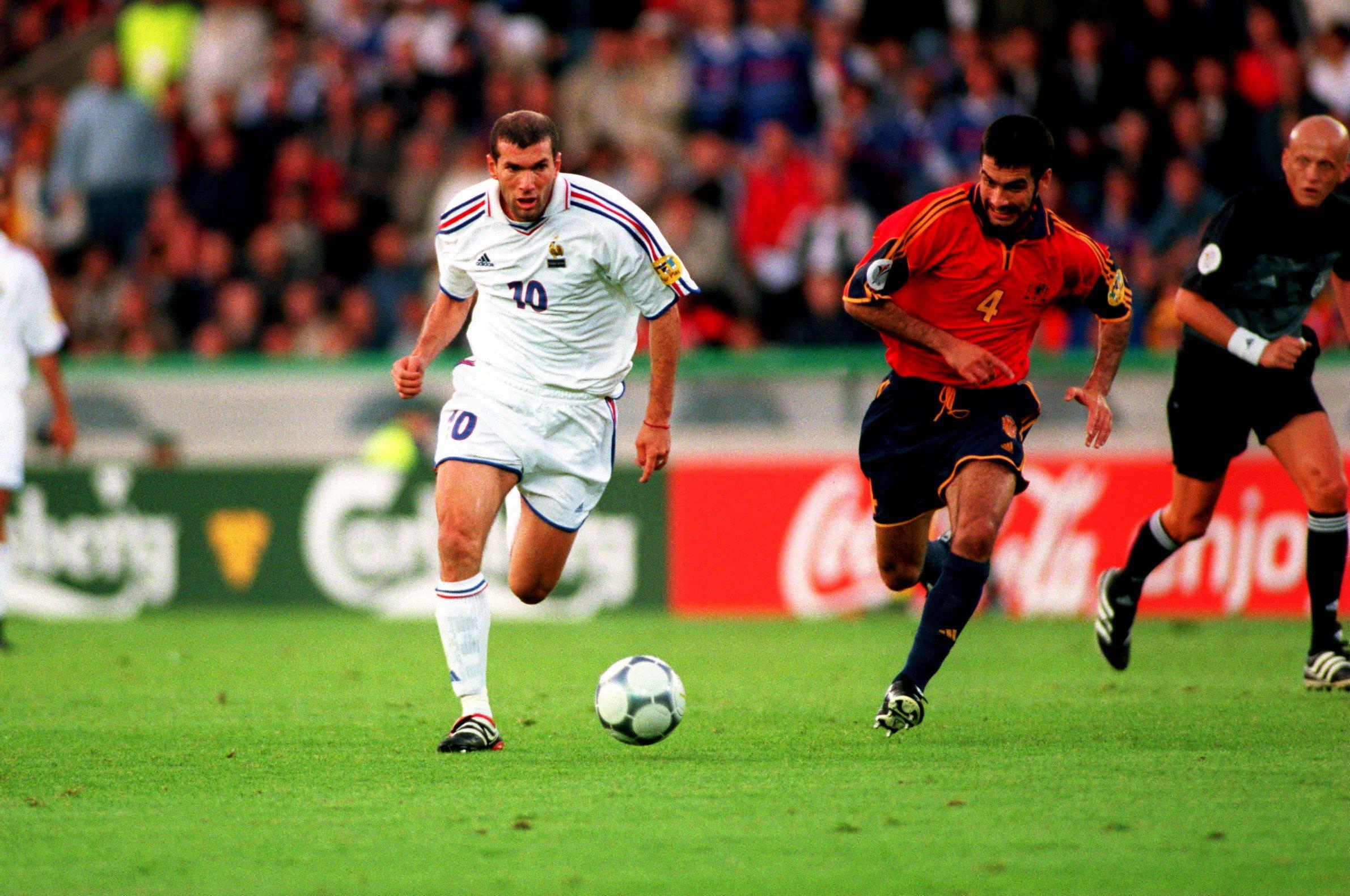 Zidane és Guardiola / Fotó: UEFA.com