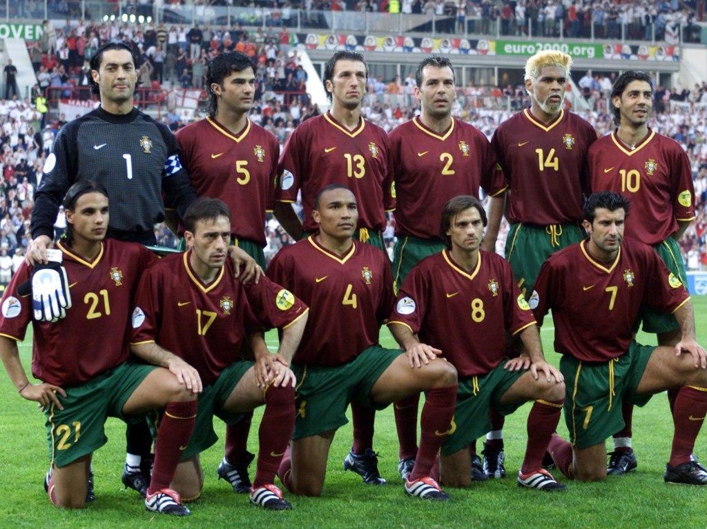 Legendás csapat / Fotó: UEFA.com