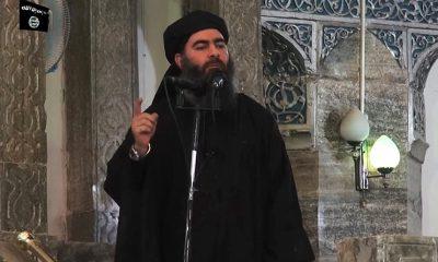 Abu Bakr al-Bagdadi (telegraph.co.uk)