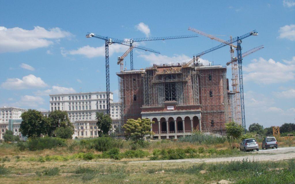 Ez a templom fogja megváltani a román nemzetet, ha egyszer felépül (kép: maszol.ro)