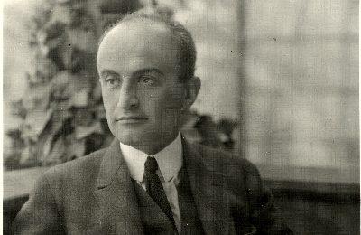 Hatvany-Deutsch Lajos, dúsgazdag cukorgyár-tulajdonos, író, és irodalomkritikus, A Nyugat folyóirat, Ady Endre és a vörösterror főszponzora (kép: kkbk.blog.hu)