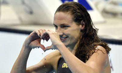 Hosszú Katinka a versenyrutinjára támaszkodva, az olimpián is hozni tudta a csúcsformáját (kép: MTI / Illyés Tibor)