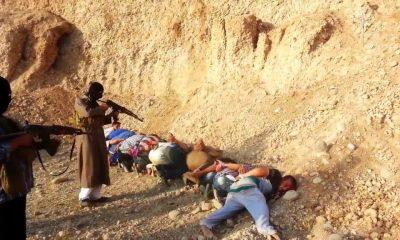 Iszlám Állam kivégzés (zerocensorship.com)