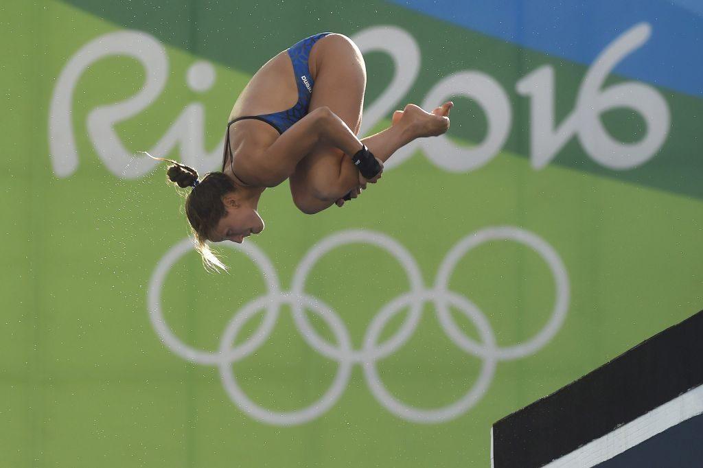Kormos Villõ nem tudta legjobb formáját hozni az olimpián (kép: MTI / Kovács Tamás)