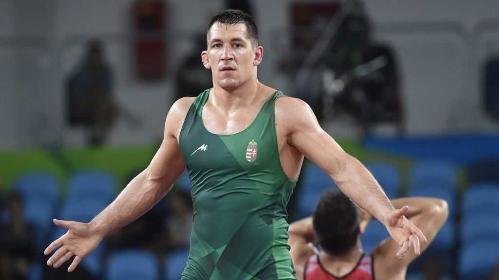 Lõrincz Viktor sem érti, mit kellett volna még tennie a bronzéremért (kép: MTI / Kovács Tamás)