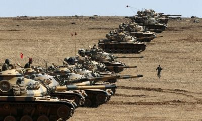 Turkish-tanks-at-border-near-Kobane