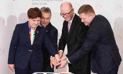 V4 miniszterelnökök (3szek.ro)