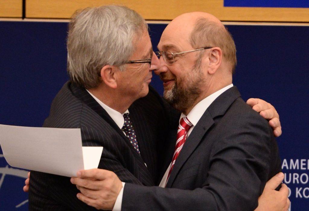 Az Európai Bizottság kitalálta, az Európai Parlament elfogadta a százalékos kvótát (kép: twitter.com)