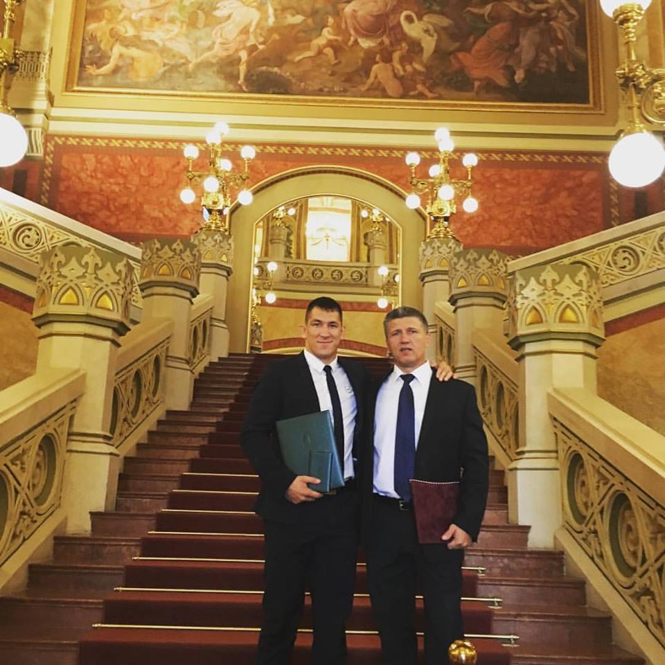Szép gesztus: érdemkeresztet kapott az olimpiai éremtől megfosztott Lőrincz Viktor