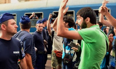 migransok Fotó: AFP / Kisbenedek Attila