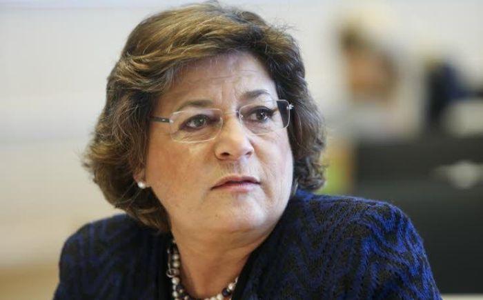 Ana Gomes szocialista EP-képviselő (kép: eunews.it)