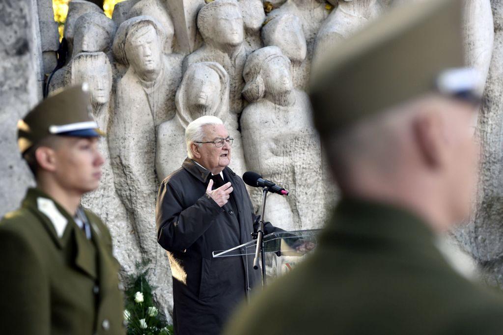 Boross Péter (kép: MTI / Máthé Zoltán)