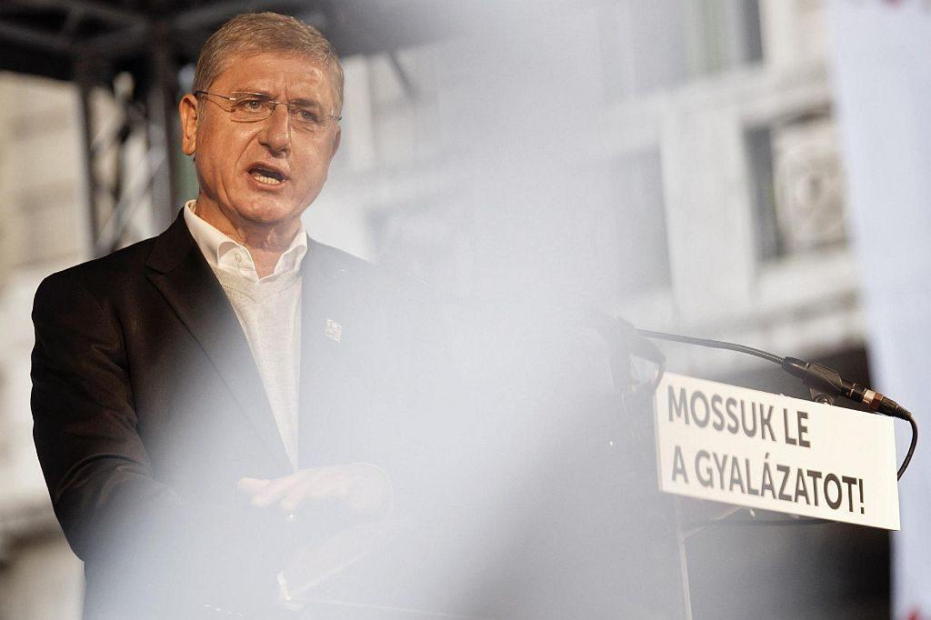 Gyurcsány Ferenc annak ellenére ott akar lenni a baloldali összefogásban, hogy tudja, nem szeretik őt. (kép: althir.org)