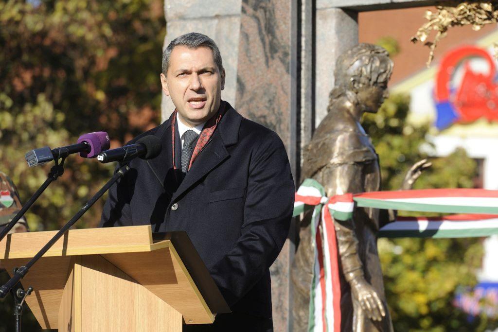 Lázár János (kép: MTI / Kelemen Zoltán Gergely)