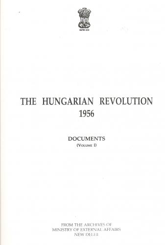 Angol nyelvű indiai dokumentum. A cím fontos (Revolution - azaz Forradalom) / Fotó: Discovermyindia.eu