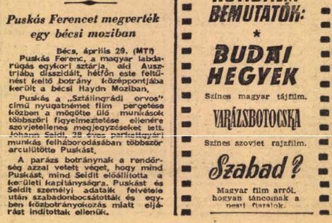 """""""Megverték"""" / Forrás: Arcanum.hu"""
