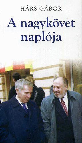 A nagykövet naplója / Forrás: Moly.hu
