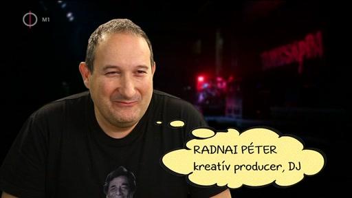 Radnai Péter / Forrás: NAVA