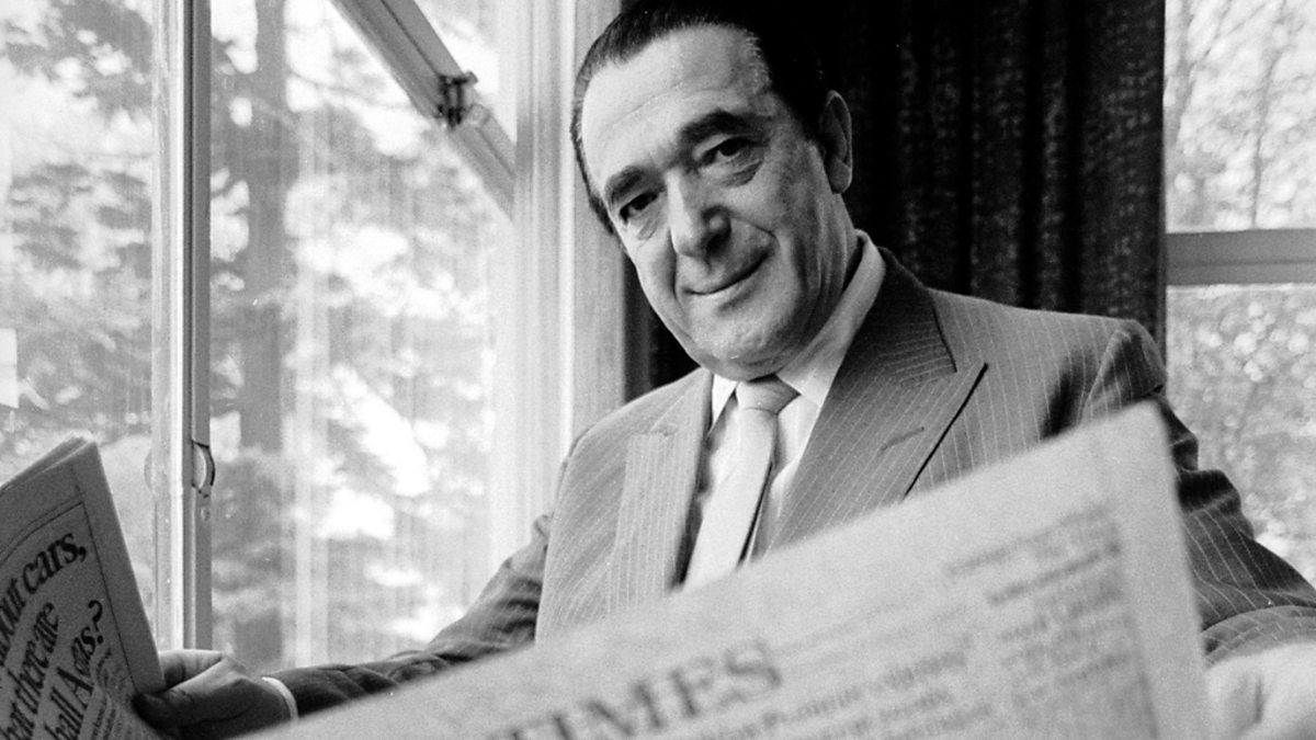 Robert Maxwell / Fotó: BBC.co.uk