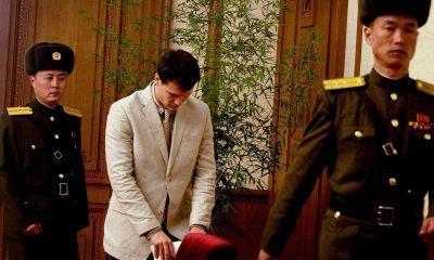 Otto Warmbier (MTI/AP/Kim Kvang Hjon)