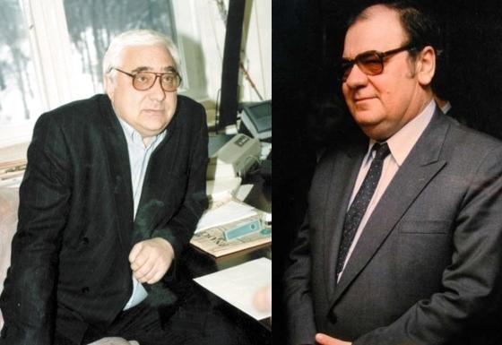 Lukanov és Mladenov, a két bolgár moszkovita, aki levezényelte az ország kirablását / Forrás: Mejdu-redovete.com
