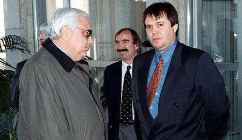 Lukanov és Pavlov / Forrás: Alchetron.com