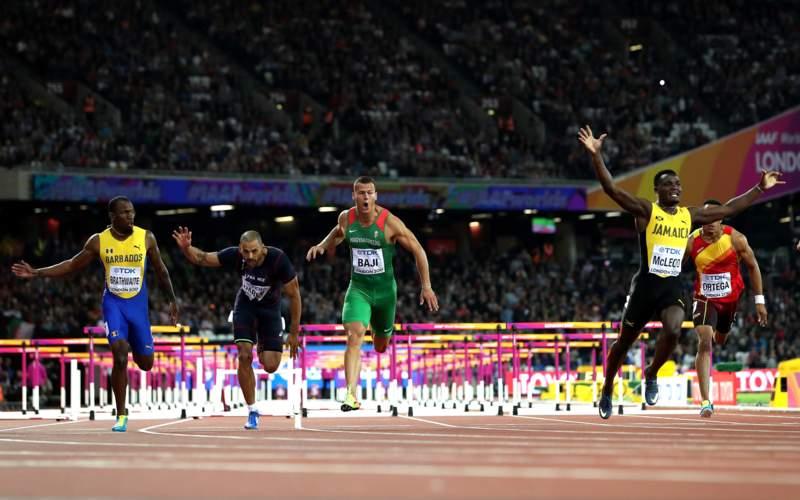 Sporttörténelmi pillanat / Fotó: BBC.co.uk