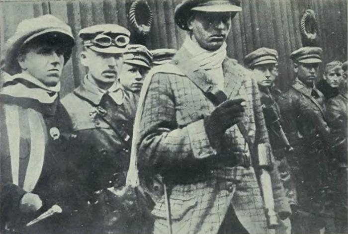 A Lenin-fiúk, avagy a Tanácsköztársaság hősei / Fotó: Rubicon