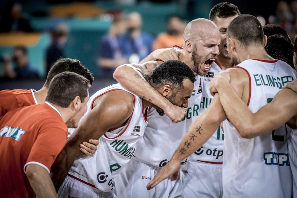 Hatalmas öröm / Fotó: Fiba.basketball/eurobasket/2017