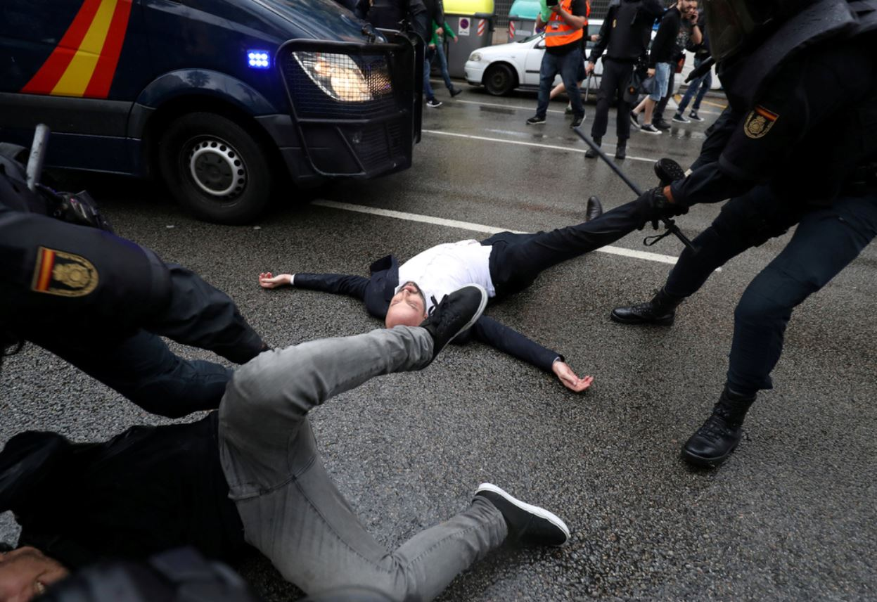 Ezt nehéz lesz kimagyarázni / Fotó: Reuters