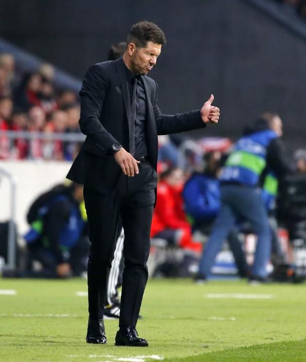 Szegény Simeone / Forrás: Marca.es
