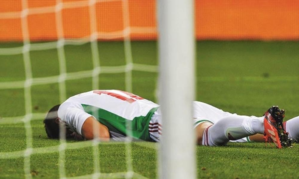 A magyar futball hivatalosan is halott  kikapott a válogatott a Luxemburg  elleni rangadón bc8e44036a