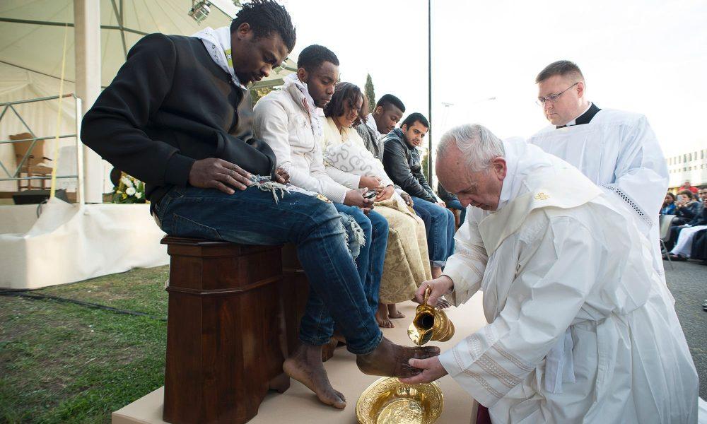 Ferenc pápa a migránsoknak szenteli a béke világnapját