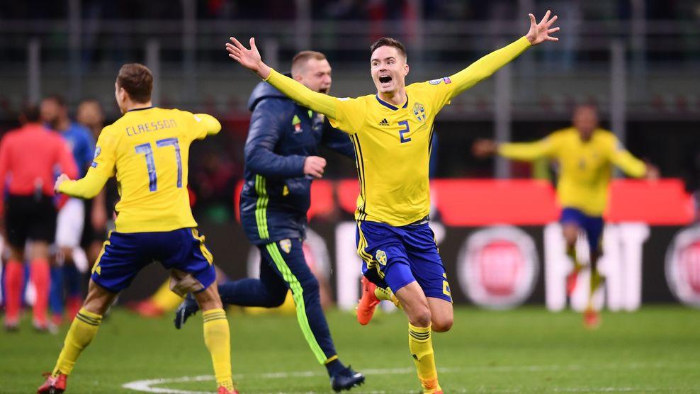 Svéd ünnep / Fotó: Uefa.com