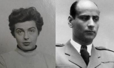 Mátay Florence és Kardos György /Képek forrás: Petőfi Irodalmi Múzeum