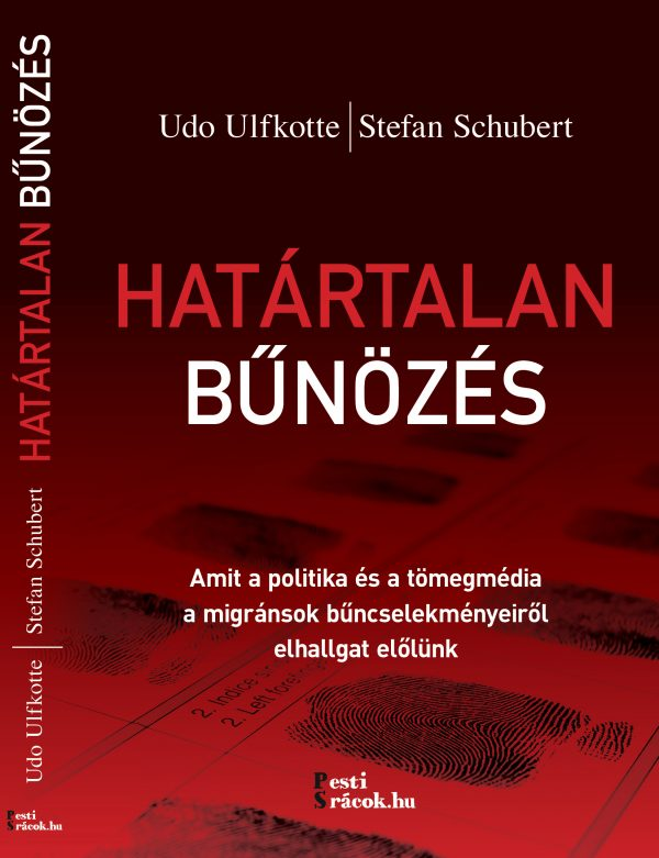 Udo Ulfkotte/Határtalan bűnözés