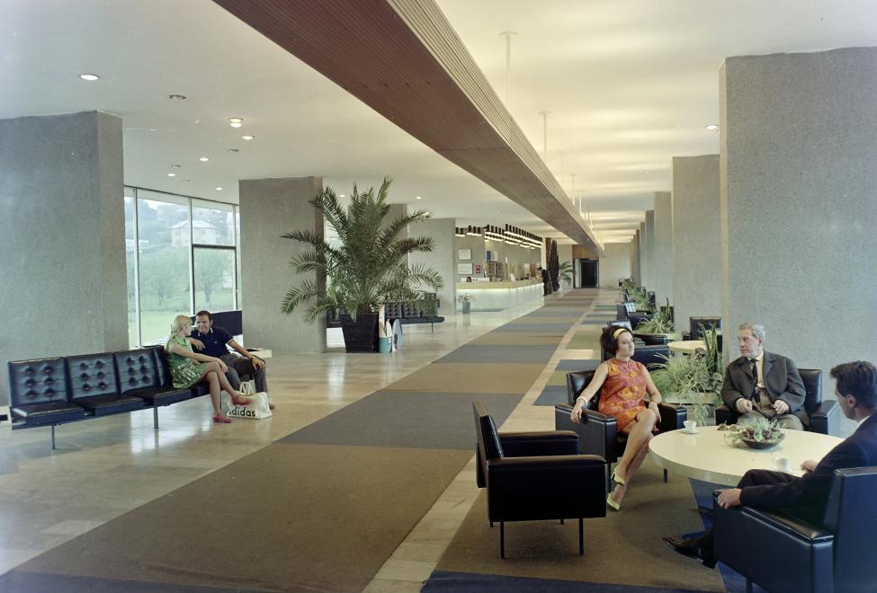 Hotel Annabella / Fotó: Fortepan.hu