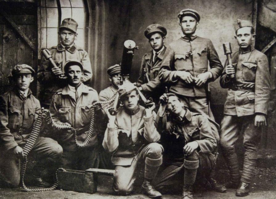 Vörös katonák / Forrás: Rubicon/2011