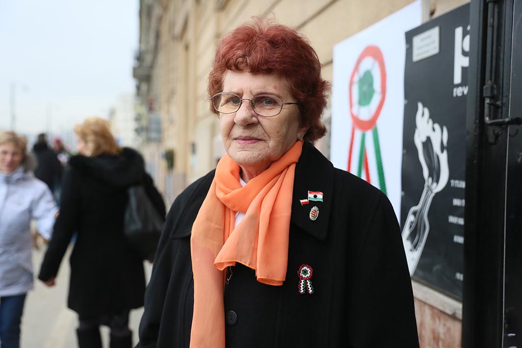 Wittner Mária / Fotó: Horváth Péter Gyula