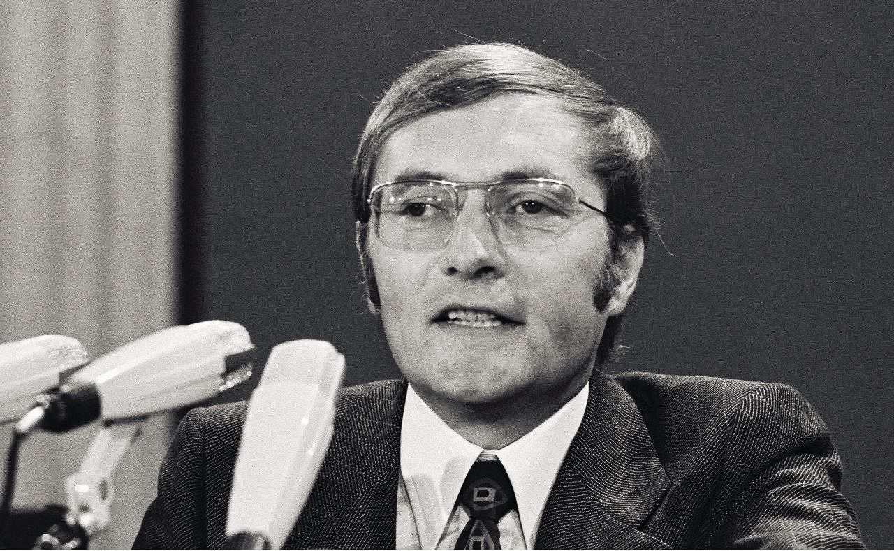 Augstein, a Spiegel főszerkesztője / Fotó: Hdg.de