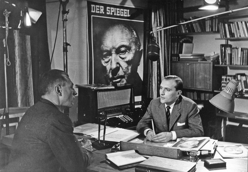 A Spiegel szerkesztősége / Fotó: Spiegel.de