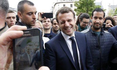 Bizalmatlansági indítványok Macron ellen agresszív testőre miatt 10e730427e
