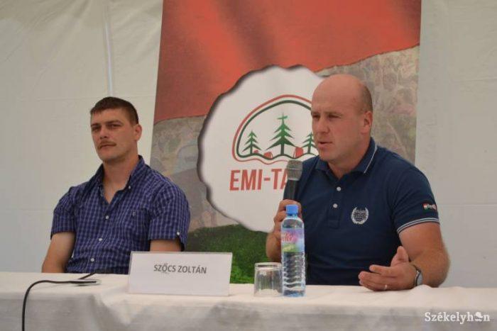 A Székely Nemzeti Tanács kitüntette Beke Istvánt és Szőcs Zoltánt - PestiSrácok
