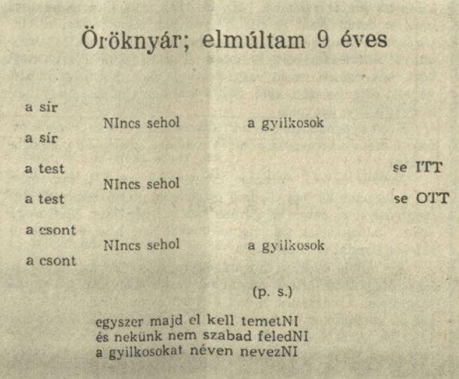 Az emigráció legális formában is olvashatta, Katolikus Magyarok Vasárnapja / Forrás: Arcanum.hu