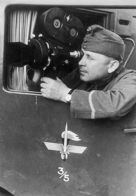 Somogyváry Gyula, 1942/ Fotó: Fortepan.hu