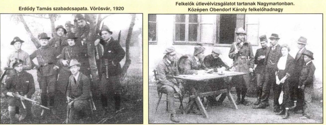 A Rongyos Gárda / Forrás: Arcanum.hu